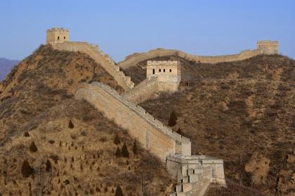Pekin w Chinach