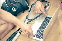 Squash - świetna forma aktywności fizycznej