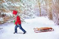 Zimowe atrakcje dla dzieci na Podkarpaciu